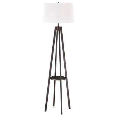 Brayden studio herrington 6425 tripod floor lamp base finish brayden studio herrington 6425 tripod floor lamp base finish sienna bronze aloadofball Choice Image