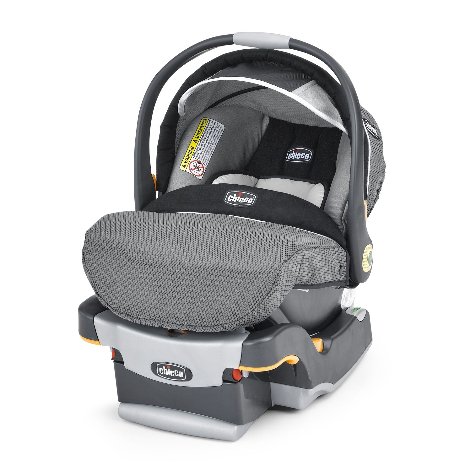 Chicco Keyfit Infant car seat in Romantic Baby car seats