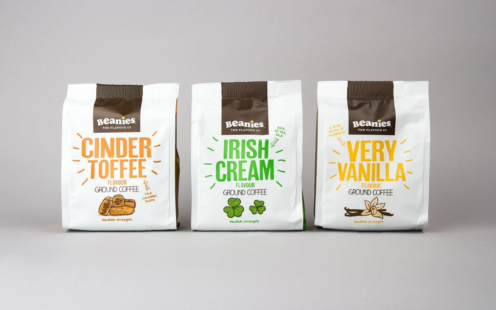 strong coffee brands uk