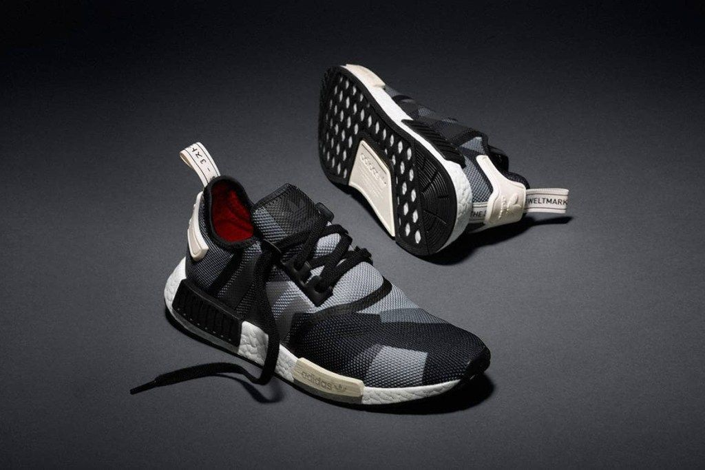 adidas Originals NMD 「Geometric Camo」系列官方正式發佈