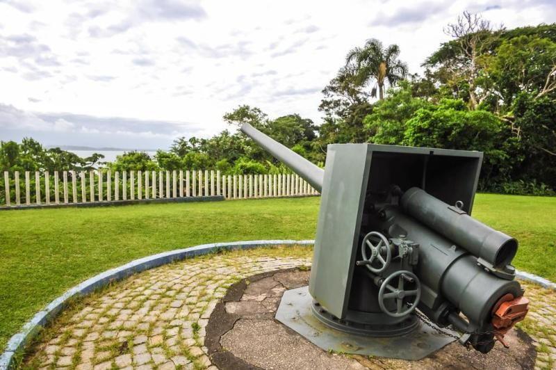 Forte Marechal Luz completa cem anos em São Francisco do Sul:imagem 8