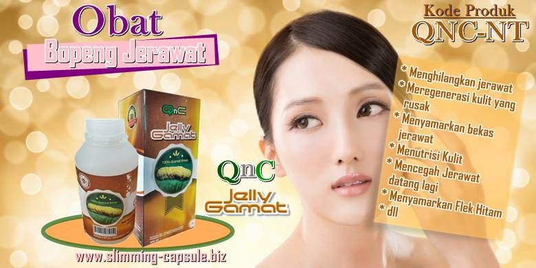 Manfaat Qnc Jelly Gamat Untuk Jerawat Dan Bopeng