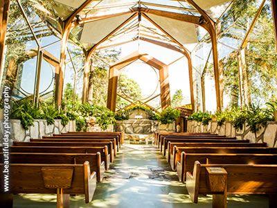 Wayfarers Chapel Rancho Palos Verdes California Wedding Venues 3