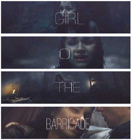 Girl of the Barricade