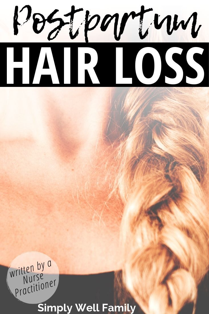 Postpartum Hair Loss: How To Stop It Naturally (With