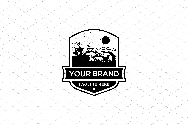 Canyon Badges Logo Badge Logo Badge Logo Templates