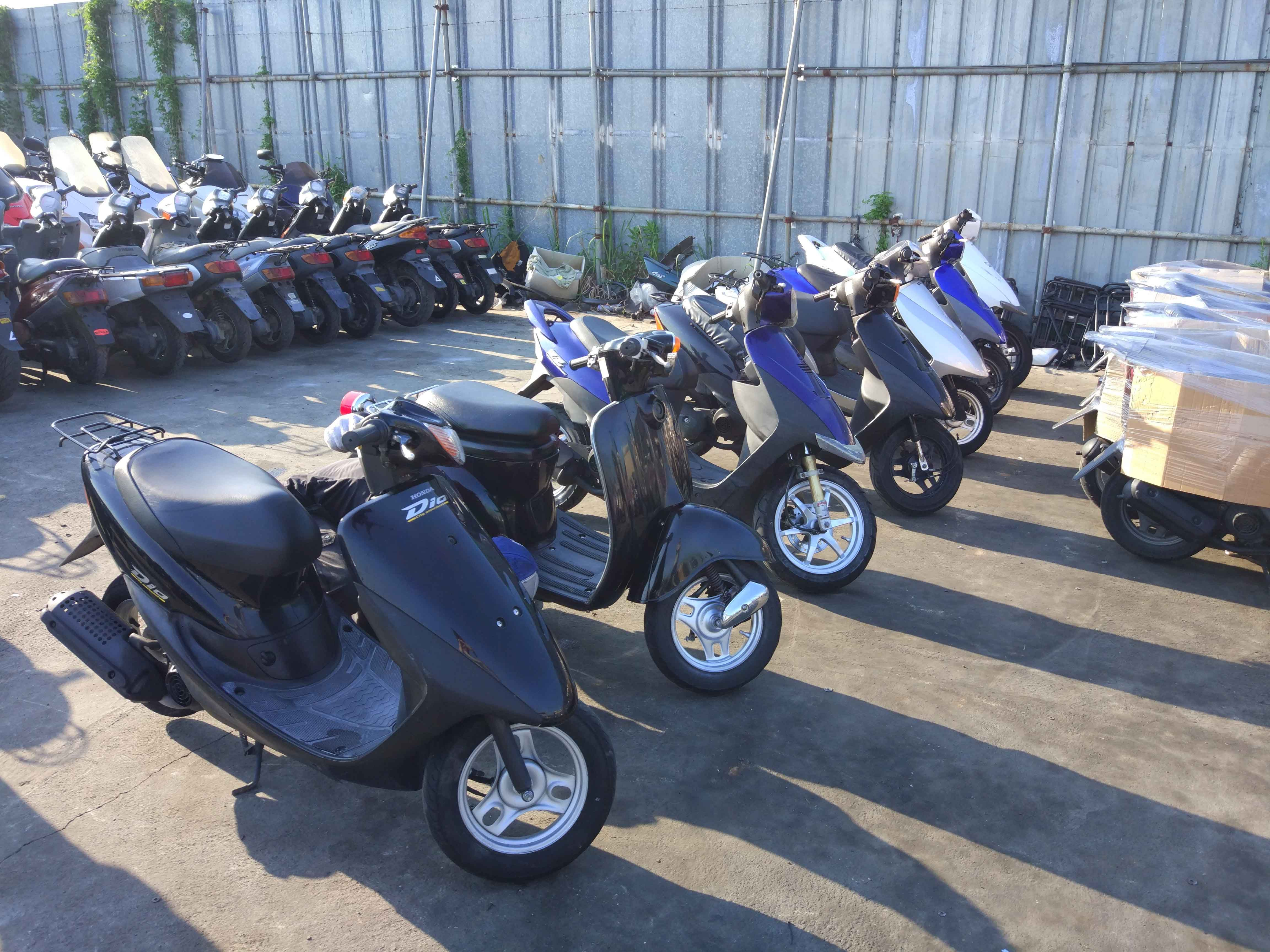 We Export All Kinds Of Motorcycles Scooters Maxi Scooters Bikes