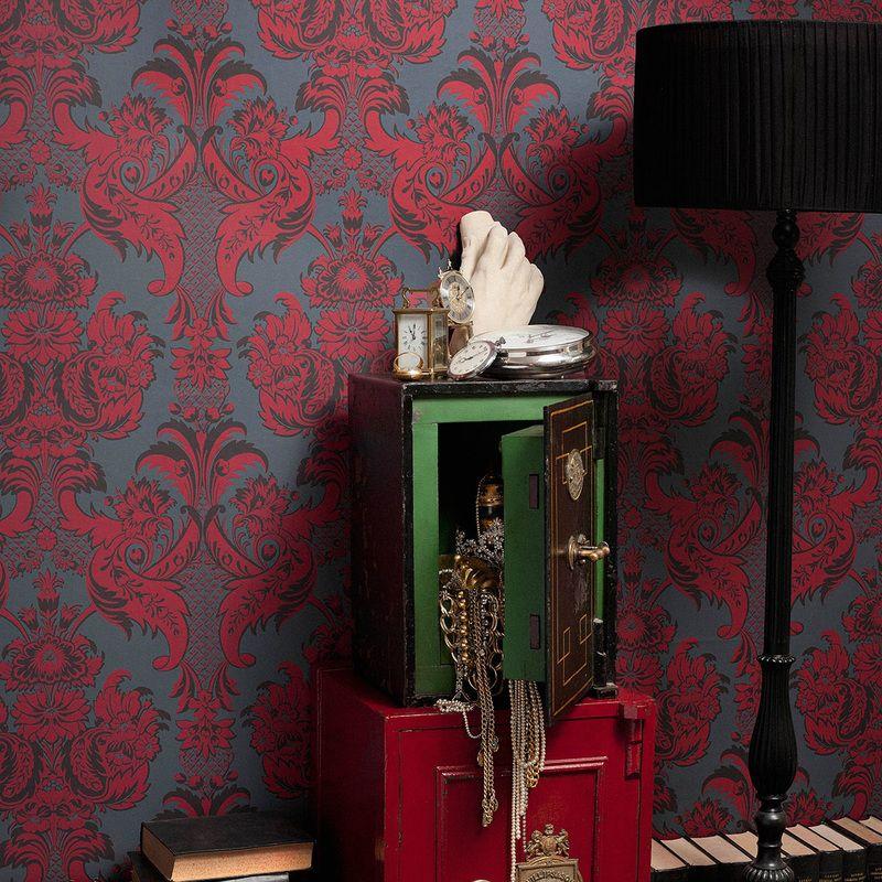 Designer Wallpaper Online Store for USA & Canada Damask