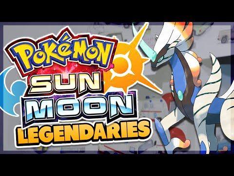 5 Possible New Legendary Pokemon for Sun and Moon - http://freetoplaymmorpgs.com/pokemon-sun-and-moon/5-possible-new-legendary-pokemon-for-sun-and-moon