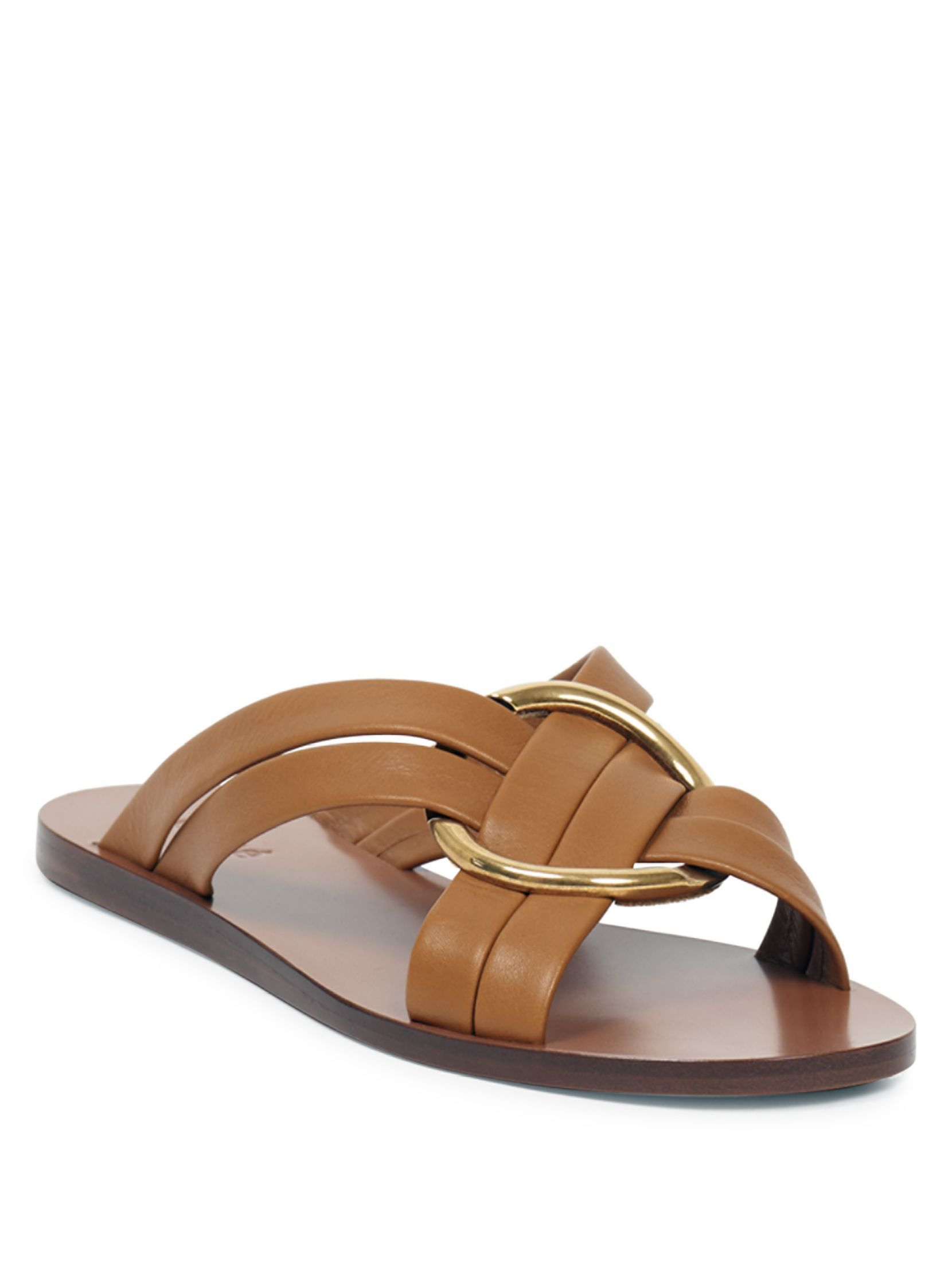 Chloé Rony flat sandals VLYxZ
