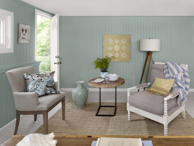 Stratton Blue- Guest Bathroom & Guest Bedroom