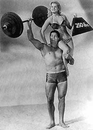 135a96e129 Vintage Muscle Beach | Vintage Fitness | Muscle beach party, Muscle ...