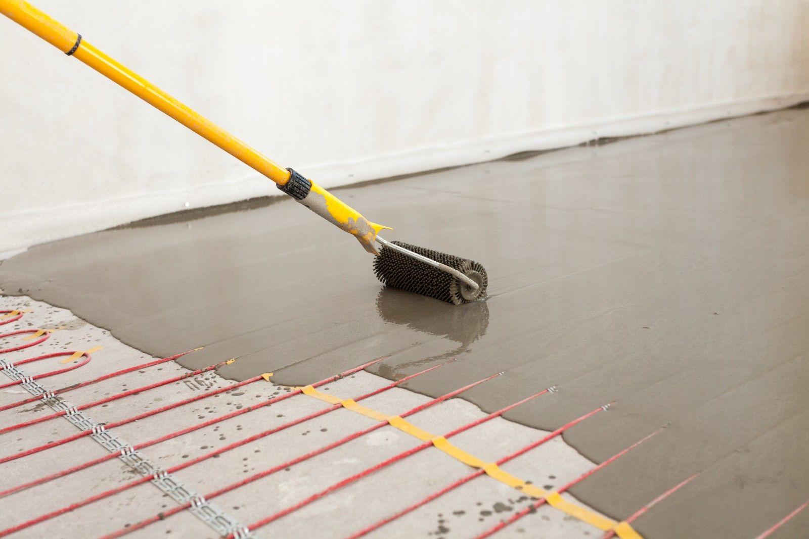 Electric Underfloor Heating Radiant Floor