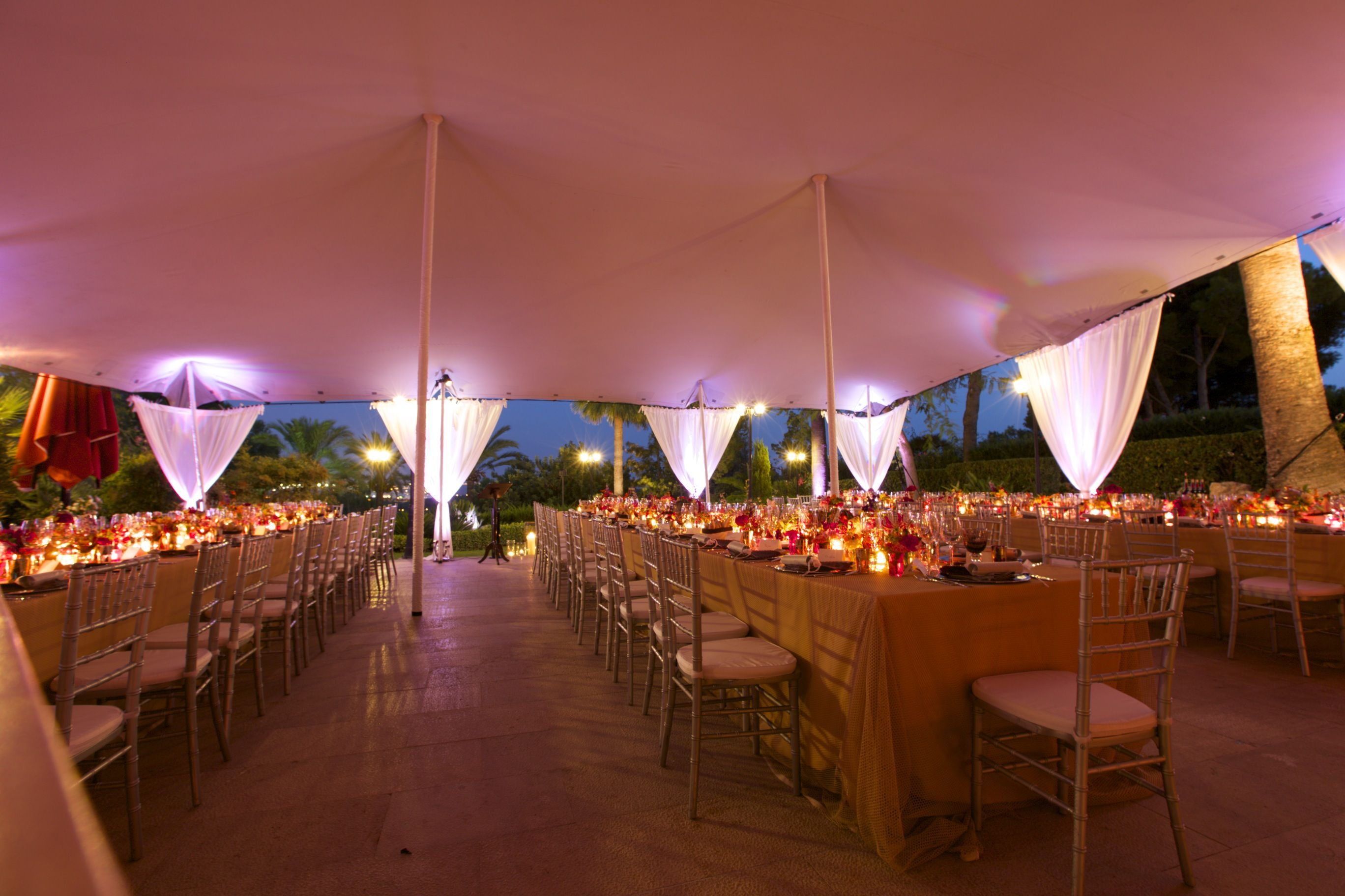 Undercover Events Stretch Tents official tent supplier at the Super Yacht Cup Palma 2013 & Undercover Events Stretch Tents official tent supplier at the ...