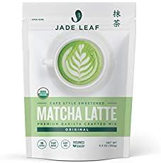 Photo of Copycat Starbucks Iced Matcha Latte Recipe