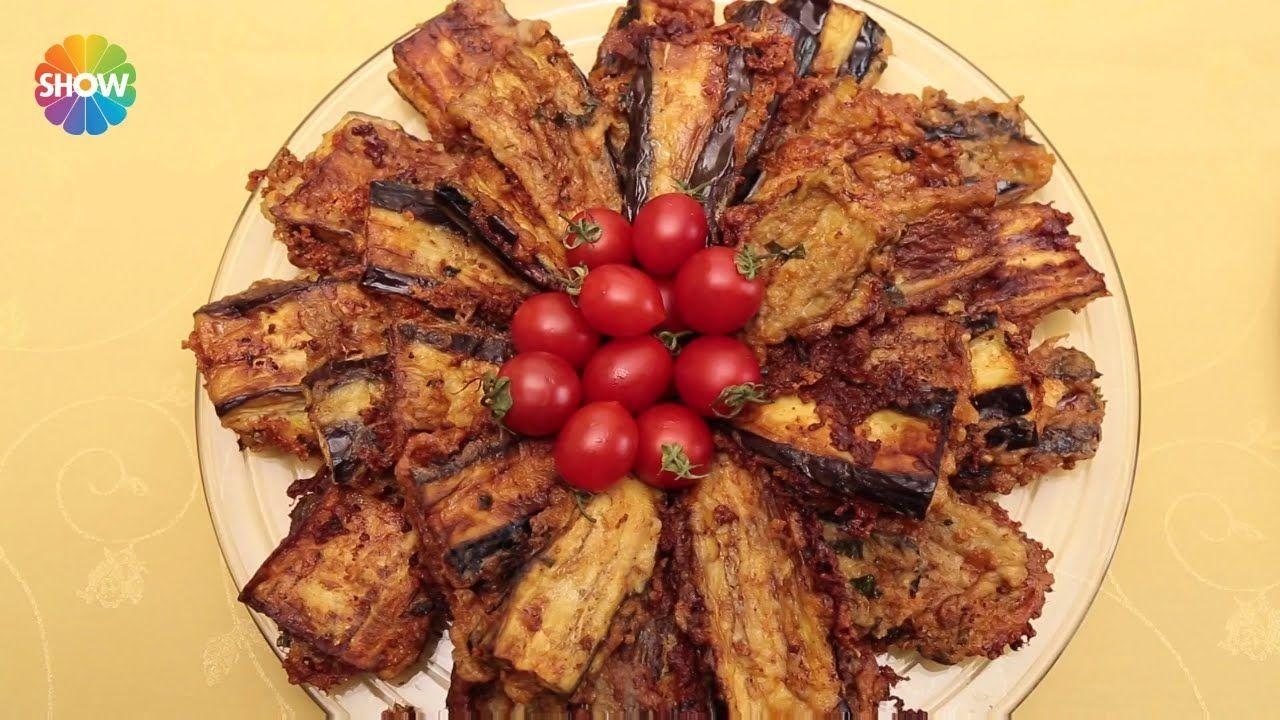Unlu Patlıcan Kızartması Tarifi Videosu