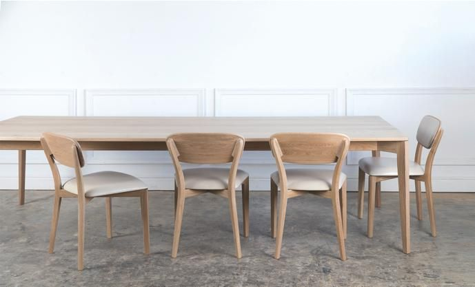 Superbe Designers We Love: Andrew Dominic   Visi. Ivor Chairs ...