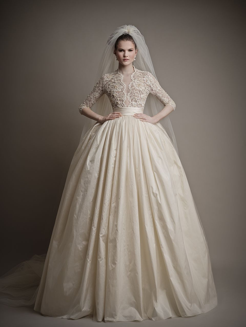 Browse Ersa Atelier Wedding Dresses Inspired By The Silhouettes Of A Clical Ball Gowns Are Contemporary Throughout Their Freshness