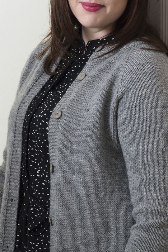 Naisen virkattu takki   Mode, Duk, Kläder