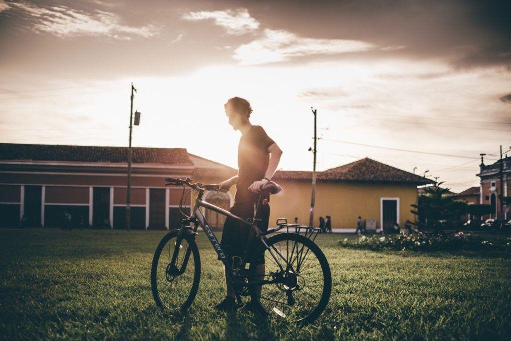 7000 Kilómetros en bicicleta sin estómago, colon, recto ni vesícula ...