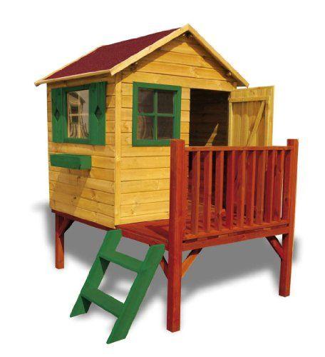 Günstig online entdecken Kinderspielhaus MICHAEL mit