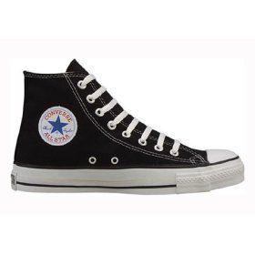 922ebd51d4065a Amazon.com  Converse Chuck Taylor All Star Hi Top Black men s 7.5 women s  9.5 (M9160)  Shoes
