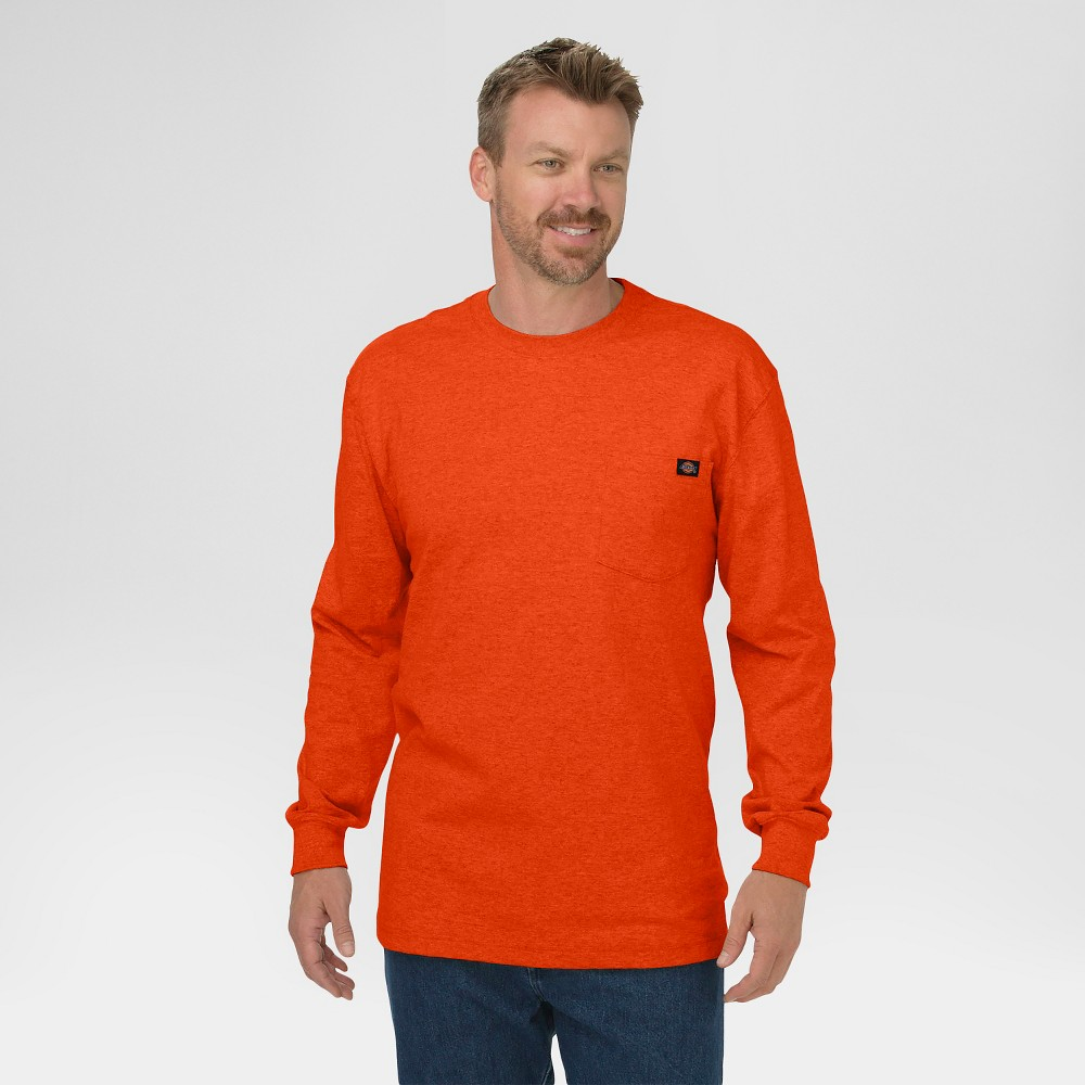 Hanes Girls Long Sleeve Crewneck T-Shirt Tee 100/% Cotton Ringspun Comfort Soft