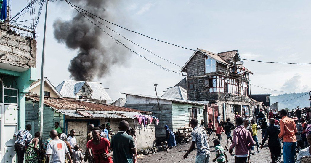 Plane Crash in Congo Kills at Least 24 Congo, Countries