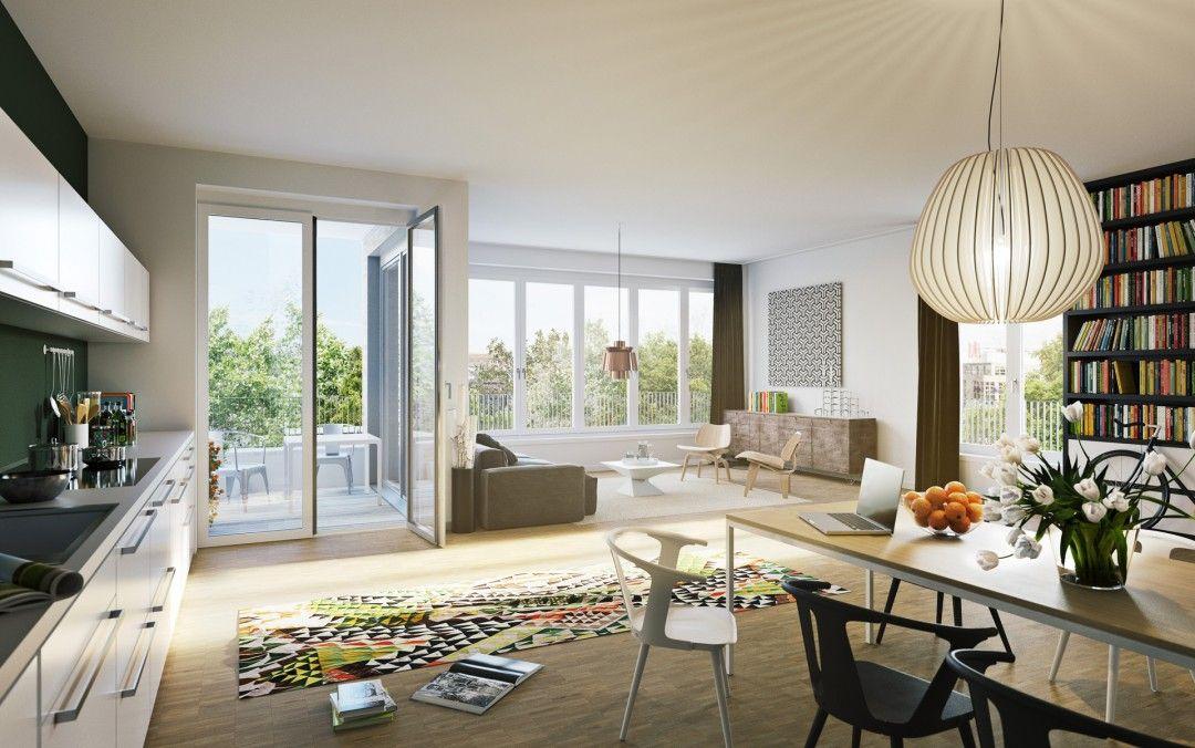 Gervin & Wilmers - Architekturvisualisierung   Glamouröse ...