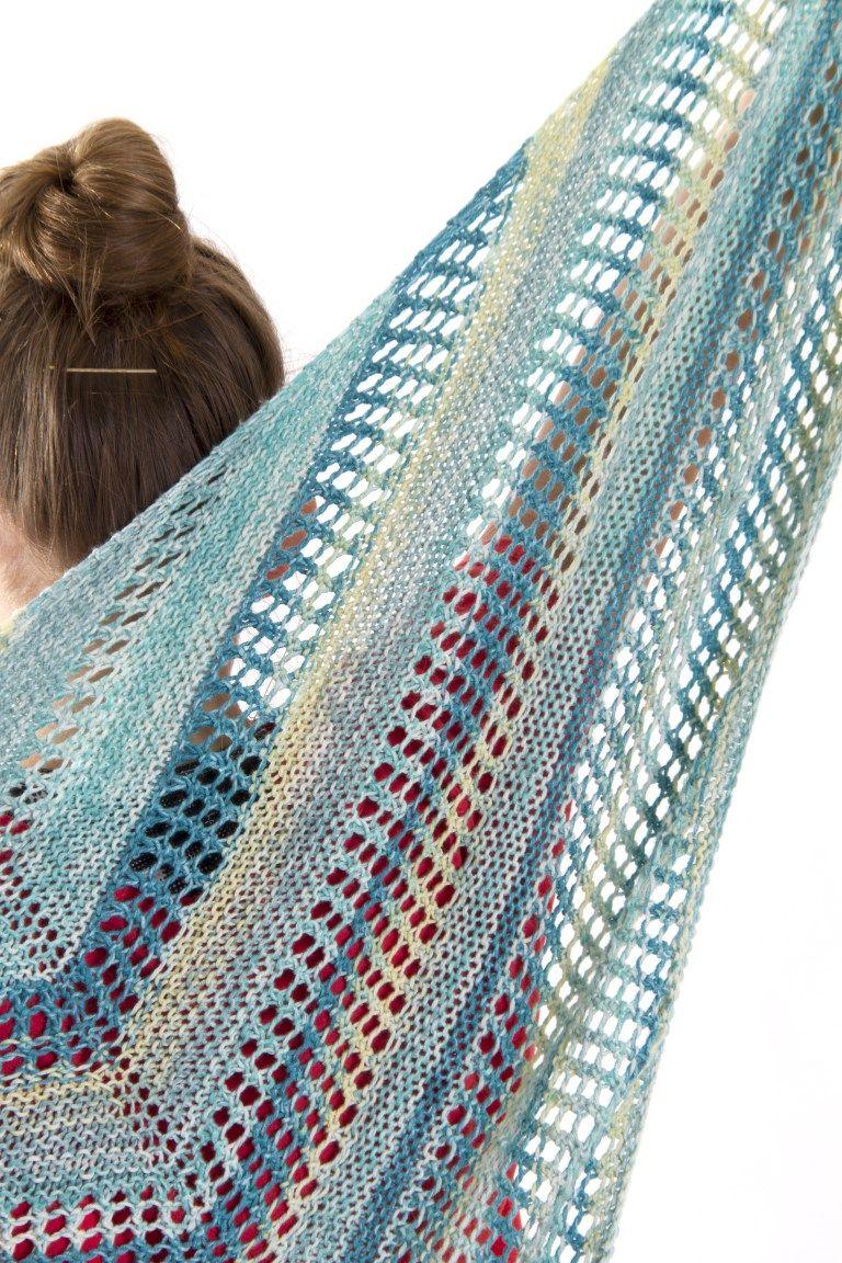 Pin lisääjältä Hellevi Pöyhönen taulussa neulottuja huiveja knitted ... 0a9012a101