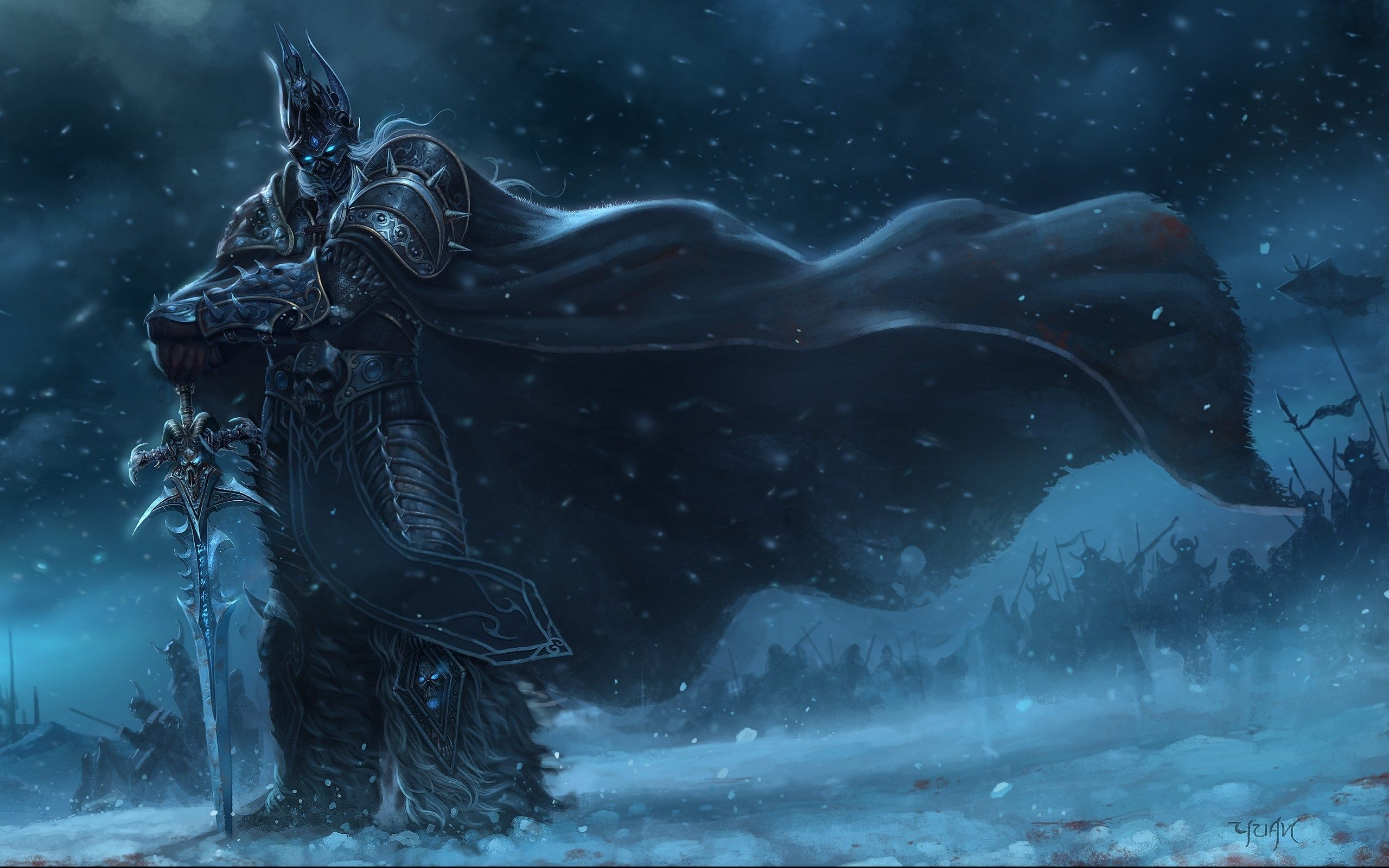 World Of Warcraft Wrath Of The Lich King 1080p High Quality