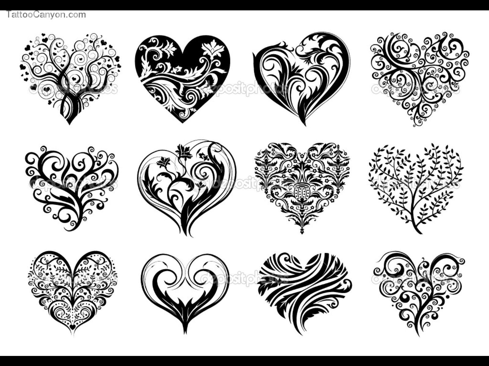Tattoo designs for women small heart tattoos tattoo and angel buycottarizona Choice Image