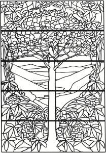 Coloring Pages for Kids | colouring pages | Pinterest | Stained ...