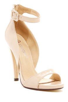 Elegant Footwear Brede High Sandal