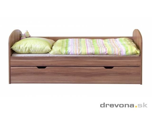 Jednolozkova postel #beds