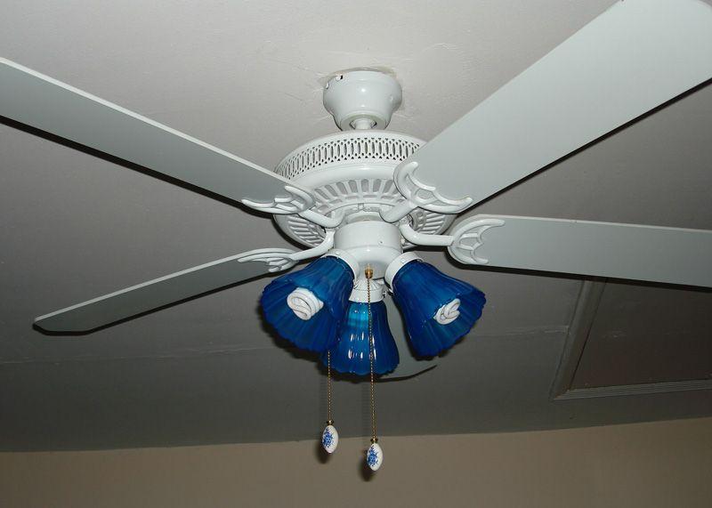 Ceiling Fan After Glass Light Fixtures Painting Lamp Shades Glass Light Fixture
