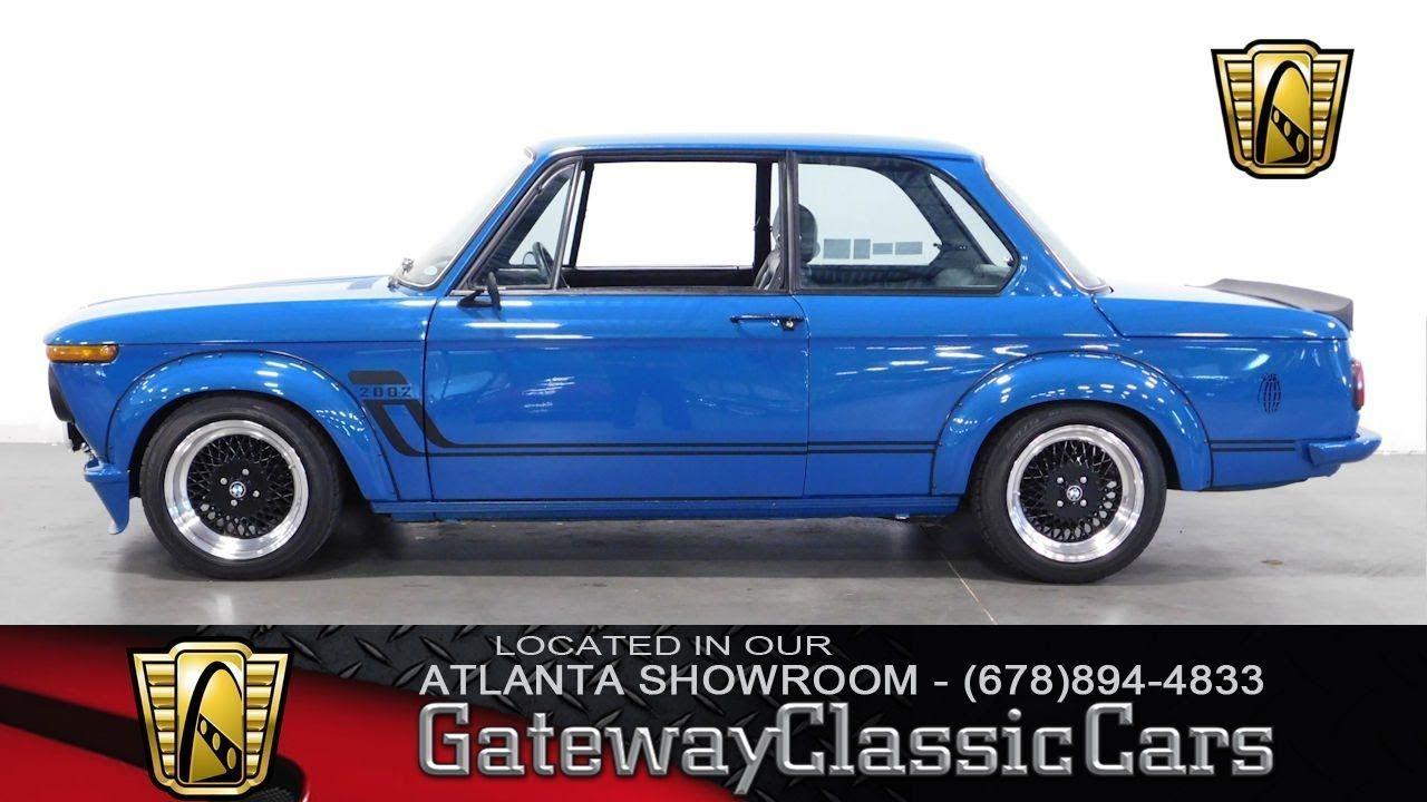1976 BMW 2002 - Gateway Classic Cars of Atlanta #437 #bmwvintagecars ...
