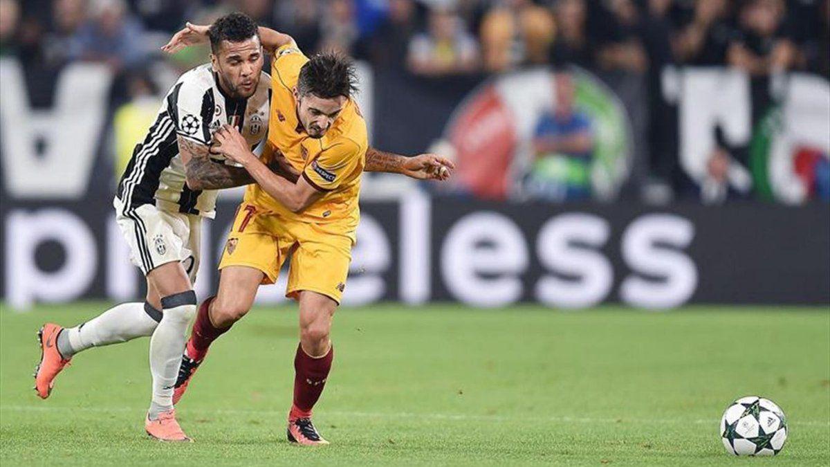 Siviglia Juventus Rojadirecta Streaming Gratis 20 Novembre 2016 Vedere Diretta Canale 5 Con Iphone Tablet Pc Juventus Siviglia