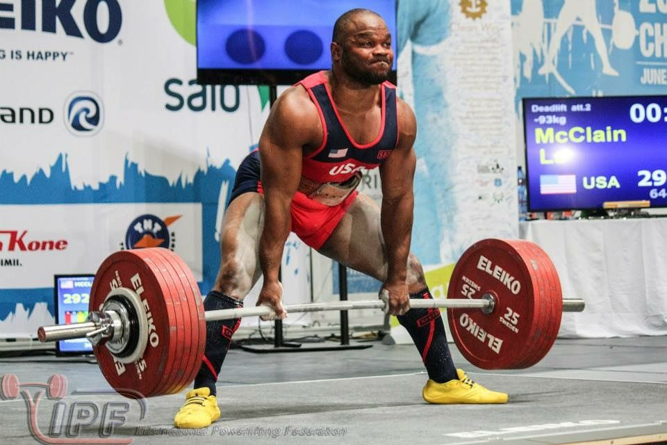 Reaching New Heights | Athlete Daily features | Powerlifting