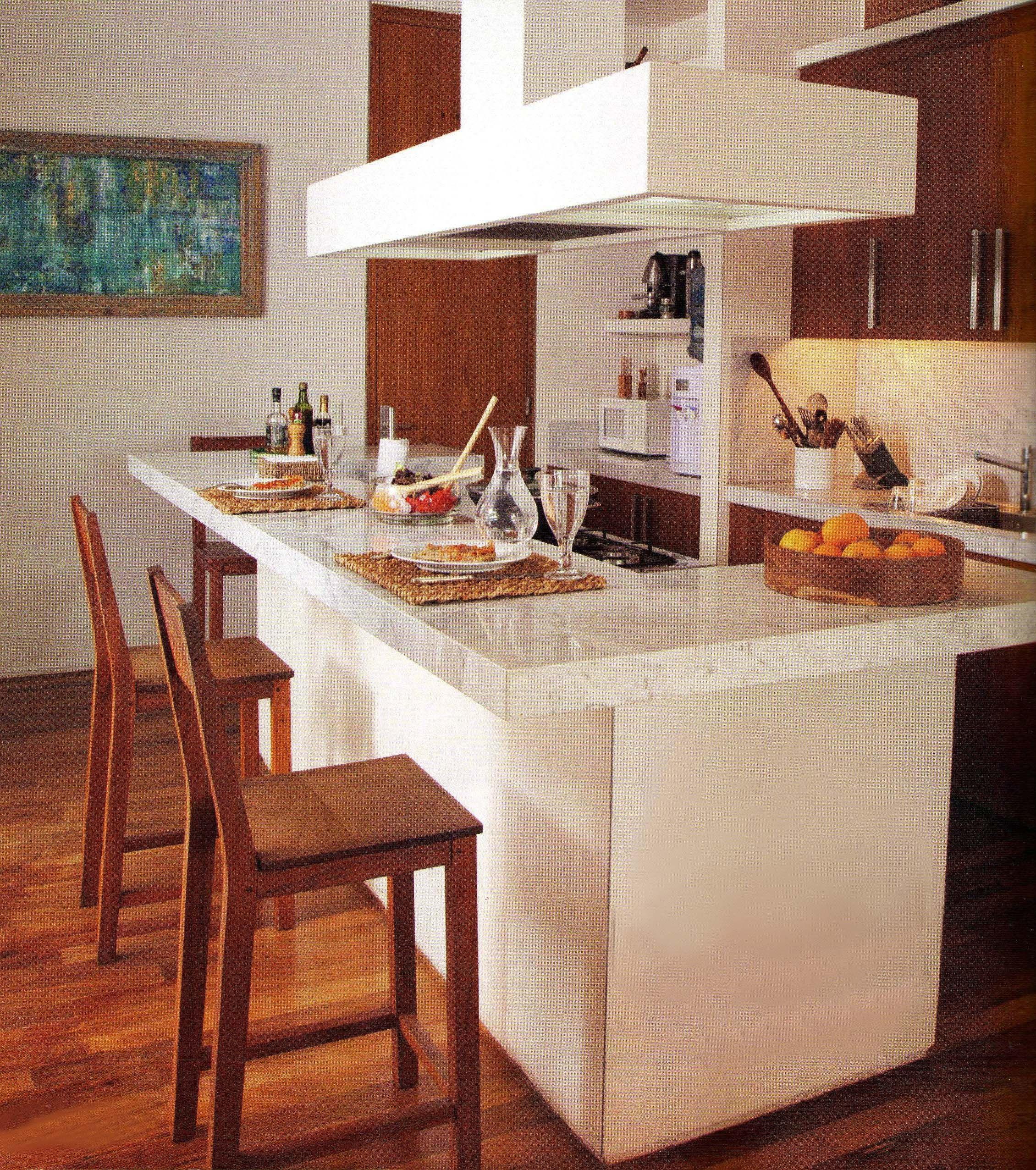Barra de cocina barras de cocinas y bares pinterest ideas para kitchens and interiors - Cocina para bar ...