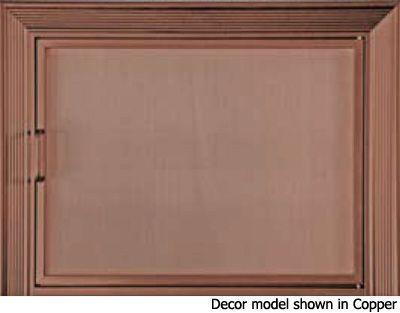 Thermo Rite Clearview Mesh Stock Masonry Door 30 X 30 3030