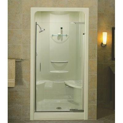 Pivot Glass Door On Acrylic Shower Glass Shower Glass Shower Doors Fiberglass Shower