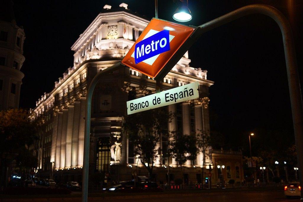 El Metro De Madrid Abrira Tambien De Noche A Partir Del Ano Que Viene Metro Madrid Metro Londres El Metro