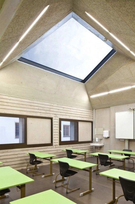 Escuela Rattenberg / Daniel Fügenschuh | Plataforma Arquitectura