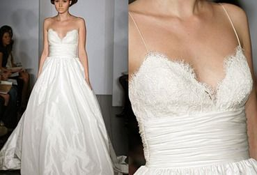 Loving the lace bodice #usedweddingdress avail. on Hustle Your Bustle