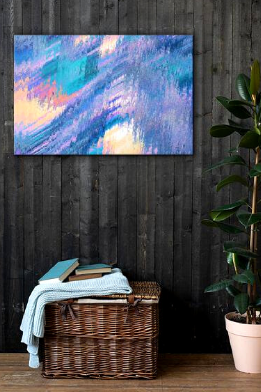 abstrakte kunst als leinwand zum aufhangen dekoration fur deine einrichtung abstrakt extra groß drucken test