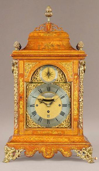 German mantel clock makers