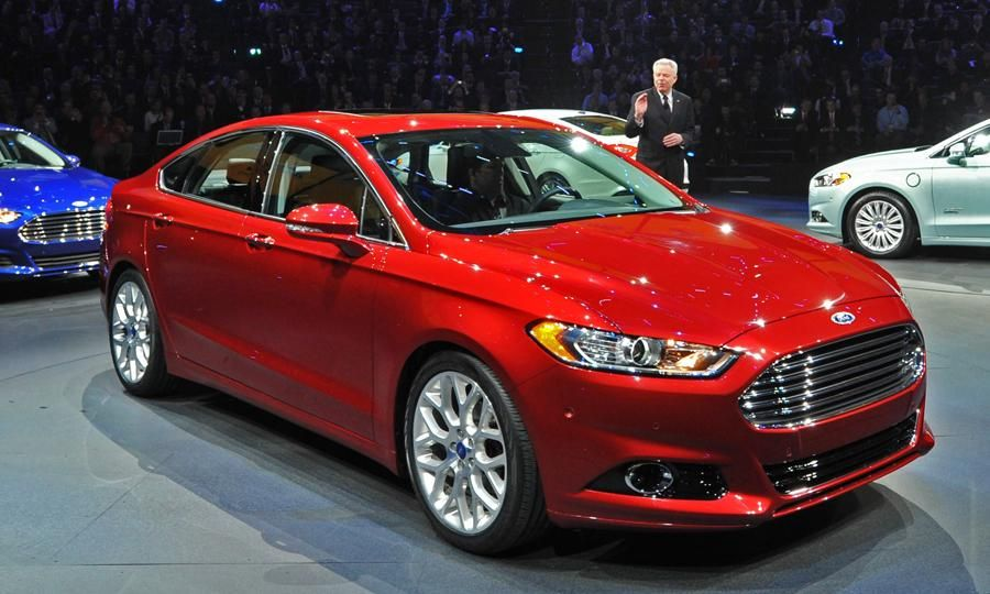 Ford Fusion Sedan Red Color Good Car Site Pinterest Ford