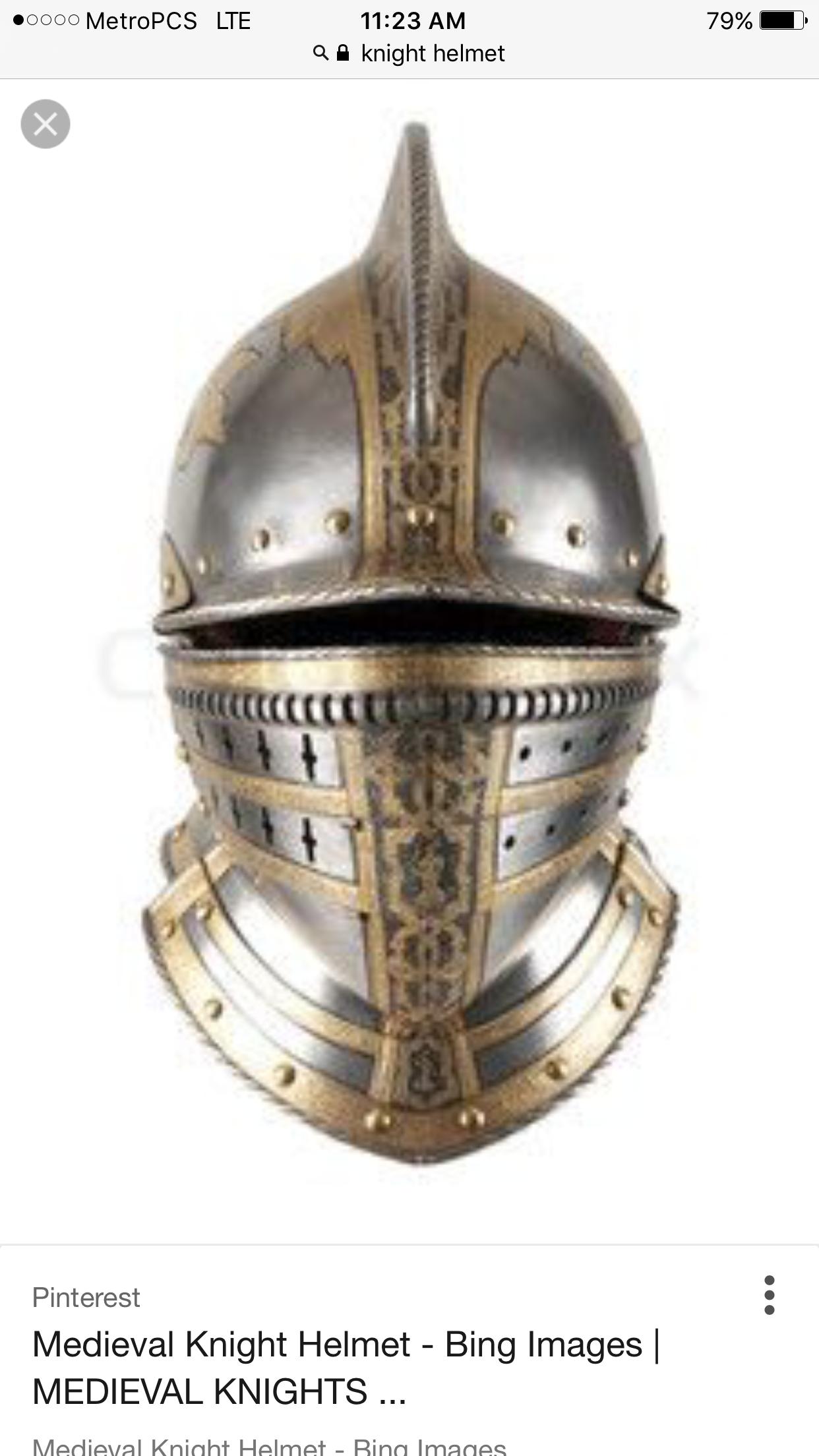 Pin By Orion Melton On Macduff Medieval Knight Helmet Helmet Armor