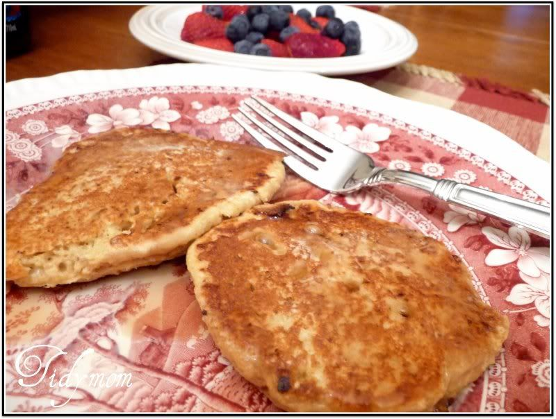 Low Fat High Fibre Cake Recipes: Low Fat High Fiber Pancakes